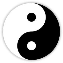 symbol tai chi yinyang