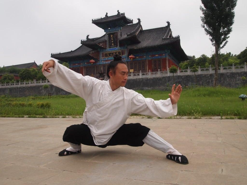Zhou Xuan Yun Wudang Tai Chi